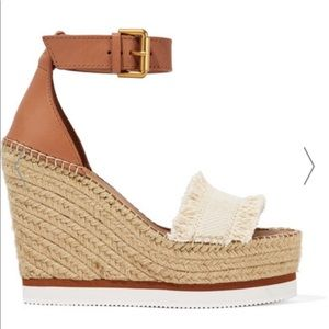 [ see by Chloe ] wedge size 36